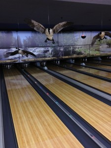 Castle Lanes Bowling Alley Wisconsin